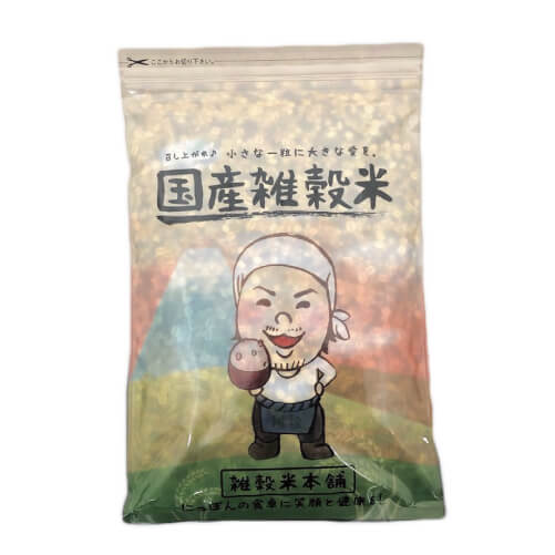 雑穀米本舗「オリジナル二十三穀米」